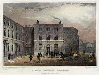 King27s_Bench_Prison_-_Principal_Entrance_by_Thomas_Shepherd_c.1828.