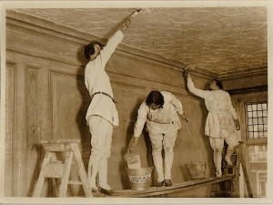 Decorators women ceiling661