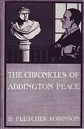 Baskerville Addington Peace book cover