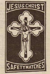 jesus-christ-matchbox-label-001
