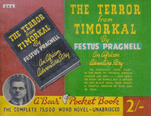 The Terror of Timorkal by Festus Pragnell