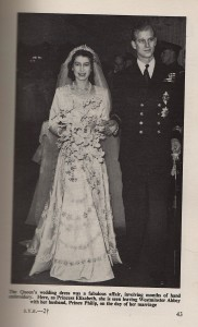 Engaged book Queen and Prince Philip photo 001